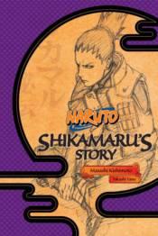 NARUTO: SHIKAMARU'S STORY NOVEL | Minotaur Entertainment Online