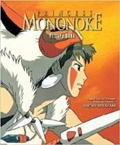 PRINCESS MONONOKE GHIBLI PICTURE BOOK HARDCOVER | Minotaur