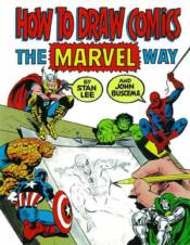 bf24d36e6 HOW TO DRAW COMICS THE MARVEL WAY | Minotaur Entertainment Online