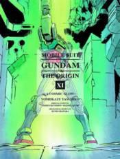 MOBILE SUIT GUNDAM: ORIGIN VOL 11 - COSMIC GLOW HARDCOVER
