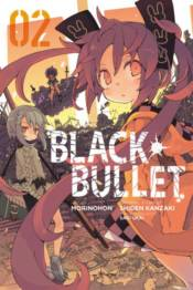 BLACK BULLET VOL 02: | Minotaur Entertainment Online