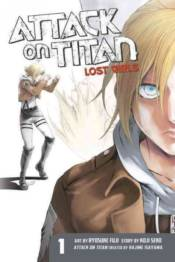 ATTACK ON TITAN LOST GIRLS VOL 01 | Minotaur Entertainment