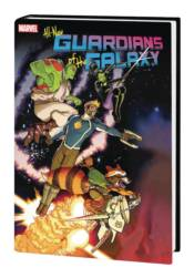 3daf6e23 GUARDIANS OF THE GALAXY BY GERRY DUGGAN OMNIBUS HARDCOVER | Minotaur ...