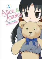 ALICE & ZOUROKU VOL 04   Minotaur Entertainment Online