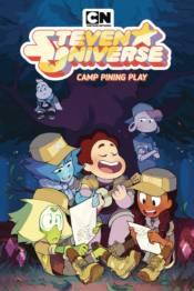 STEVEN UNIVERSE ORIGINAL GN VOL 04: CAMP PINING PLAY