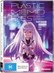 PLASTIC MEMORIES: PART 1 (DVD) | Minotaur Entertainment Online