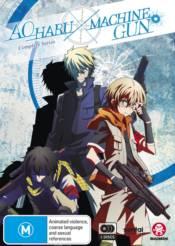 AOHARU X MACHINEGUN COMPLETE SERIES | Minotaur Entertainment Online