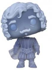 0381d0f12e043 HARRY POTTER NEARLY HEADLESS NICK BLUE TRANSLUCENT US EXCLUSIVE POP! VINYL   RS
